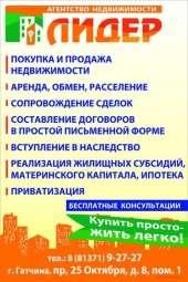 АН ЛИДЕР
