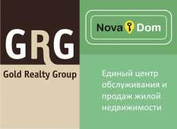 АН Gold Realty Group и NovaDom