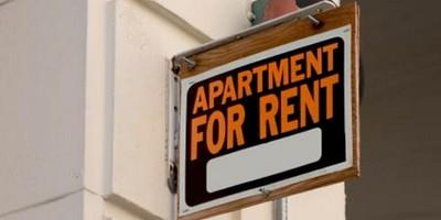 Rent of apartments